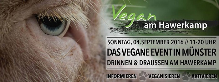 Vegan am Hawerkamp