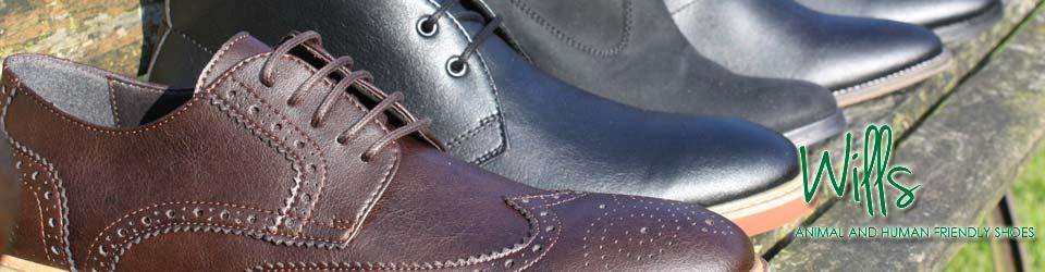 Vegane Schuhe von Wills London