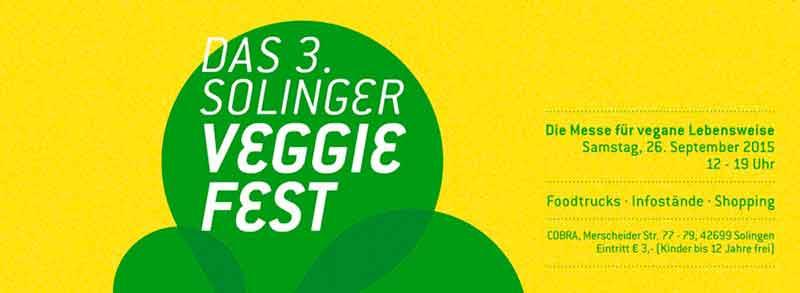 3 Solinger Veggie Fest