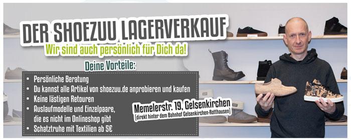 Foto vom Shoezuu Lagerverkauf in Gelsenkirchen