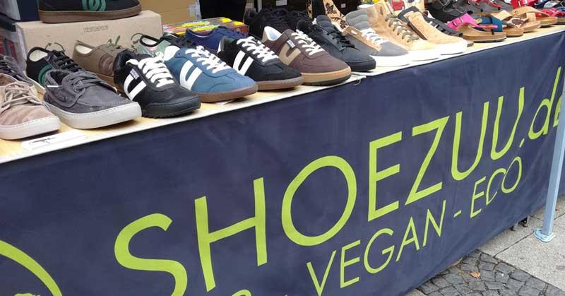 Vegane Schuhe - Vegan Street Day Dortmund