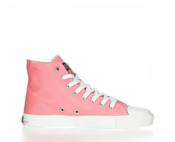 Ethletic Sneaker High Cut Ice Cream Pink / Just White