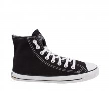 Ethletic Sneaker High Cut Jet Black / Just White