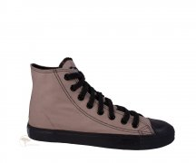 Ethletic Sneaker High Cut Moon Rock Grey / Jet Black