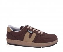 Vegetarian Shoes Veg Supreme Brown