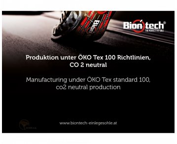 Biontech - The Perfect Fit Sole