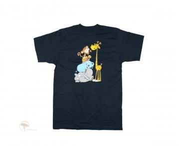 Kinder T-Shirt Animals