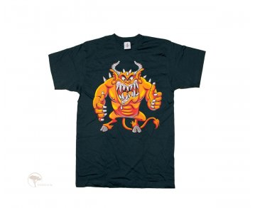 Kinder T-Shirt Demonio