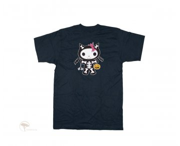 Kinder T-Shirt X-Ray Helloween