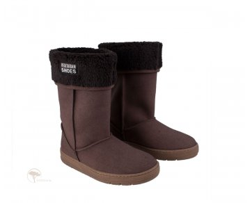 Vegetarian Shoes Highly Snug Boot Brown