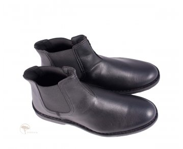 Wills London Chelsea Boot Black