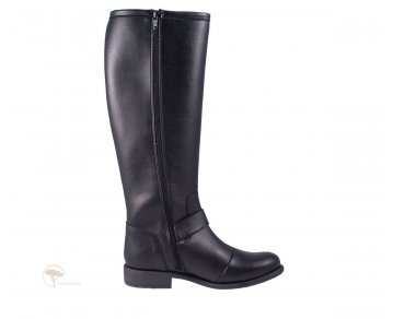 Wills London Knee Lenght Boots Black