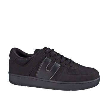 Vegetarian Shoes Veg Supreme Hemp Lo Black 46