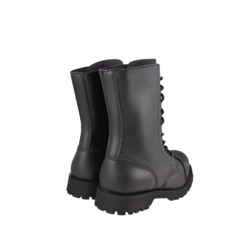 Shoezuu 10 Eye Ranger Steel Caps Black 45