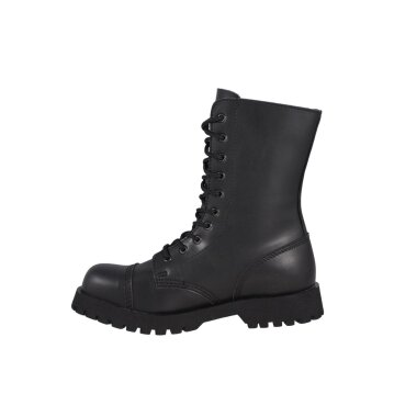 Shoezuu 10 Eye Ranger Steel Caps Black 46