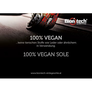 Biontech - The Perfect Fit Sole 40