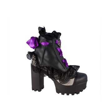 Alchemy England Corset Boot