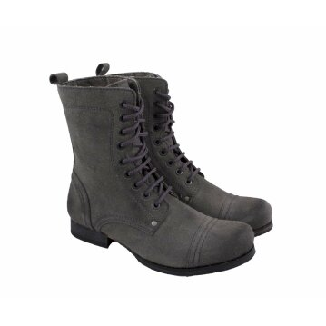 Vegetarian Shoes Vintage Boot Grey 40