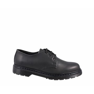 Shoezuu 3 Eye UK Shoe Black