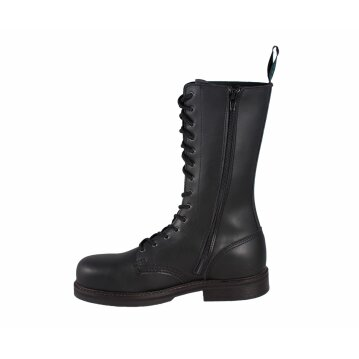 Shoezuu 14 Eye Biker Boot
