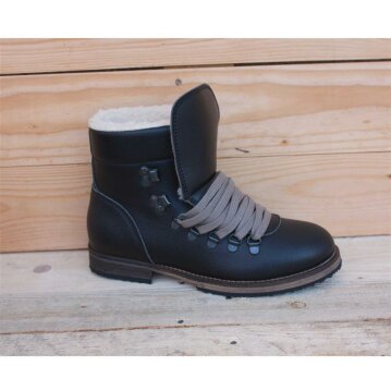 Vegetarian Shoes Caribou Boot black 40