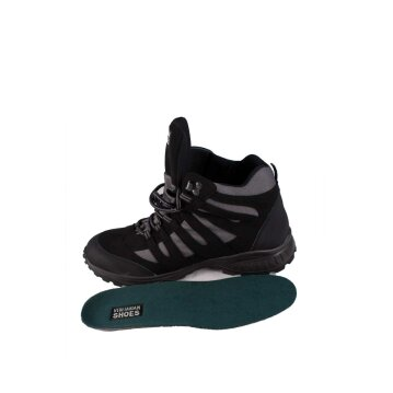 Vegetarian Shoes Approach Mid black 42