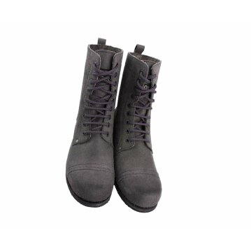 Vegetarian Shoes Vintage Boot Grey