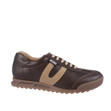 b3c765828219ed Vegane Schuhe Vegetarian Shoes X Trainer Brown Sneaker