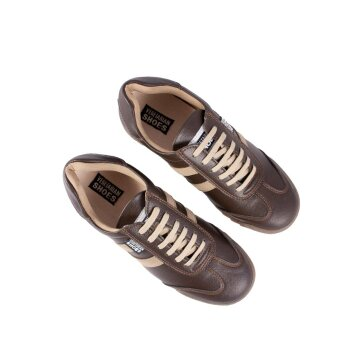 Vegetarian Shoes X Trainer Brown 37