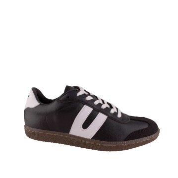 Vegetarian Shoes Cheatah black 45
