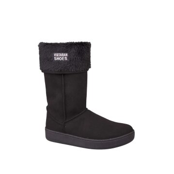 Vegetarian Shoes Highly Snugge Boot Black 42