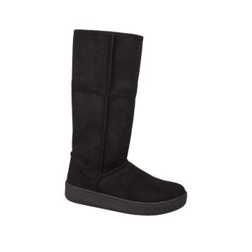 Vegetarian Shoes Highly Snugge Boot Black 43