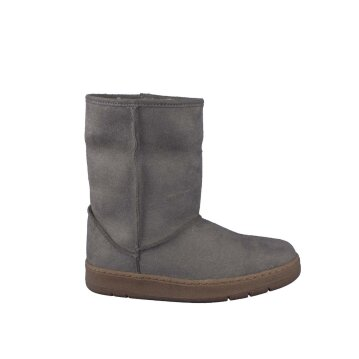 Vegetarian Shoes Snugge Boot Grey
