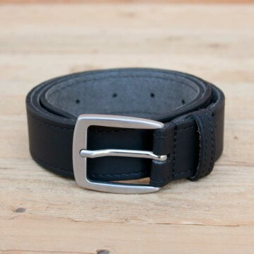 Vegetarian Shoes Town Belt black 105