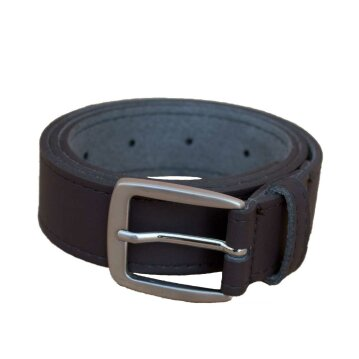 Vegetarian Shoes Town Belt brown 75