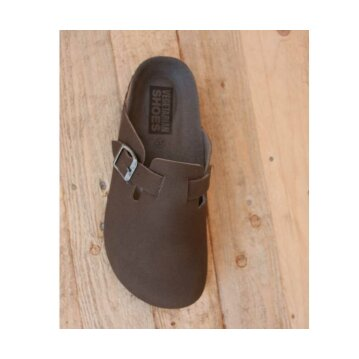Vegetarian Shoes Moab Slipper brown