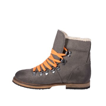 Vegetarian Shoes Cari Boot grey