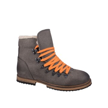 Vegetarian Shoes Caribou Boot grey 39