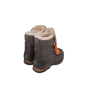 Vegetarian Shoes Caribou Boot grey 42