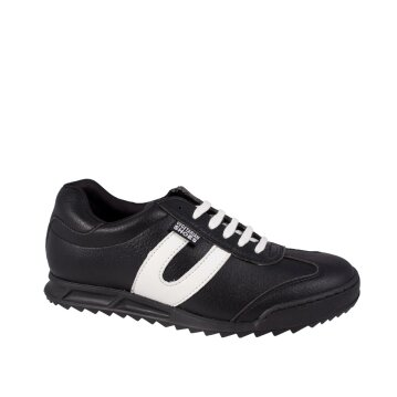 Vegetarian Shoes X Trainer Black