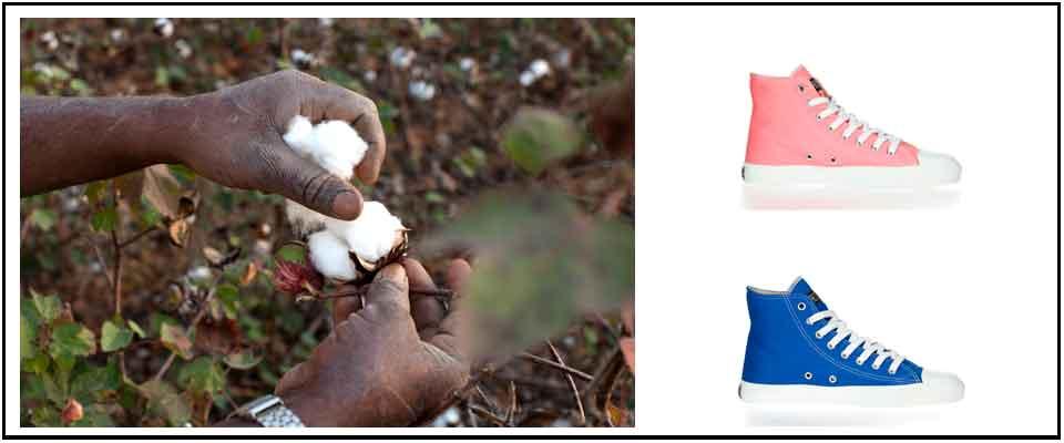 Ethletic Fairtrade Biobaumwolle