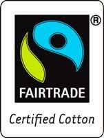 Fairtrade Deutschland Cotton Logo