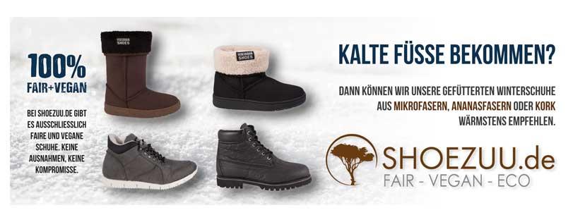 Vegane Winter Schuhe