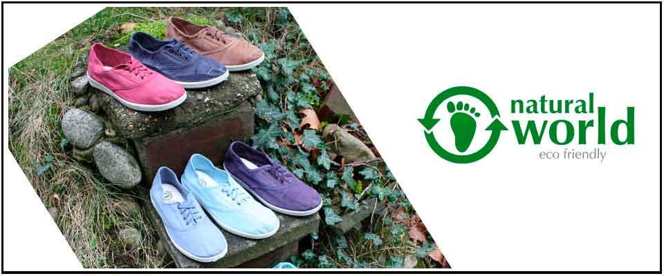 Natural World Eco Schuhe
