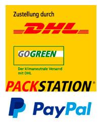DHL GoGreen Paypal