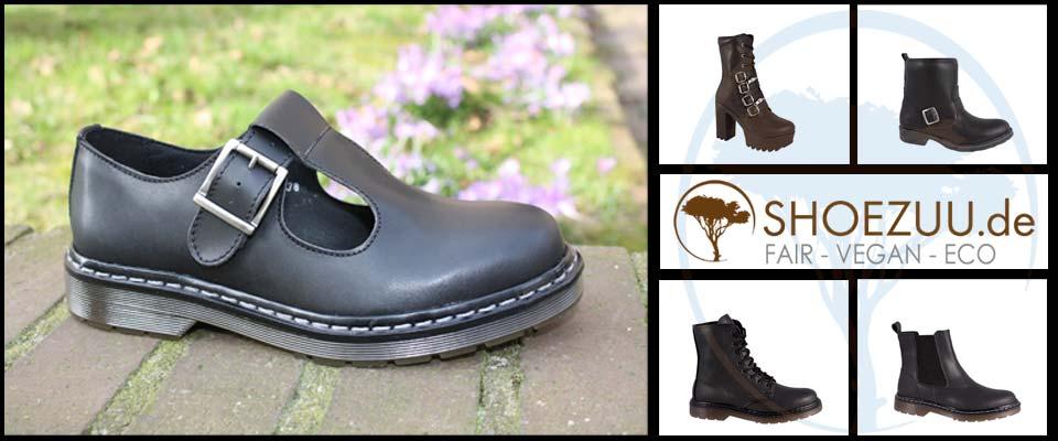 Shoezuu Brand vegane Schuhe