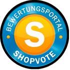 Bewerte uns bei Shopvote